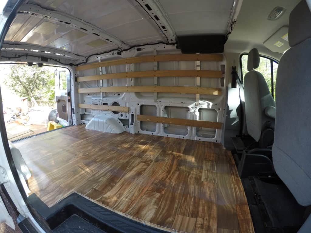 Used Work Vans >> $3500 DIY Budget Van Build - Spin the Globe Project